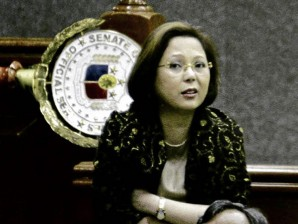 10th Napoles alleged PHP 10 Billion PORK BARREL FUND SCAM whistleblower points to Former Senate President Juan Ponce Enrile Chief-of-Staff as recepient of Napoles CASH