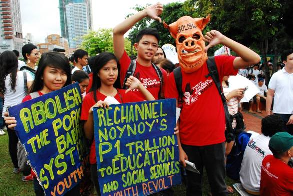 Abolish Presidential Pork Barrel (Luneta Aug. 26, 2013)