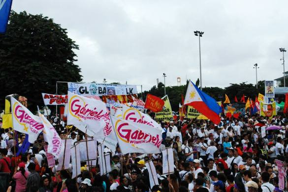 Anti-PORK BARREL Rally (Luneta, Aug. 26, 2013)