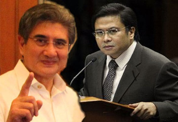 Gringo Honasan and Jinggoy Estrada - PHP 105 million PDAF to PORK BARREL SCAM linked government corporation