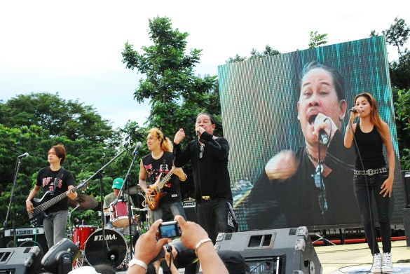 Anti Pork Barrel Rally – Luneta, September 13, 2013 - Rock and Rage