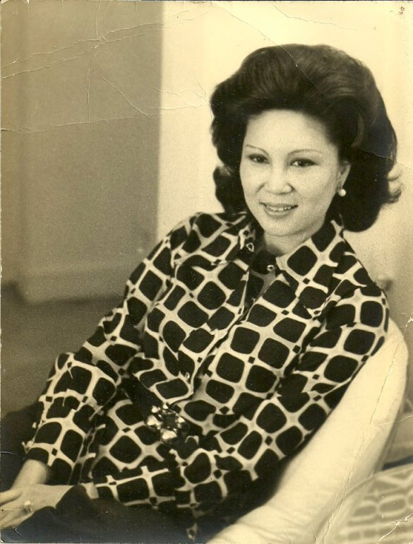 Philippine Culinary Icon Nora Daza, Rest in Peace.