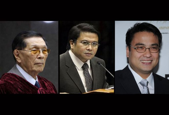 PLUNDER WATCH: Asset freeze recommended for FIRST BATCH Senator-Plunderers