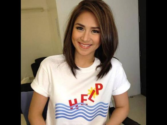 Philippine Pop Princess Sarah Geronimo is preparing for her 10th anniversary concert on November 15, 2013, Araneta Coliseum.
