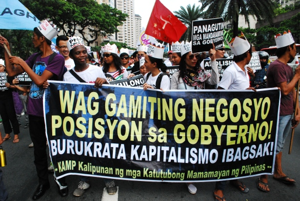 Million People March, Ayala, Makati – October 4, 2013 https://balitangbalita.com/