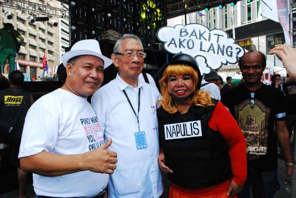 Million People March, Ayala, Makati – October 4, 2013 https://balitangbalita.com/