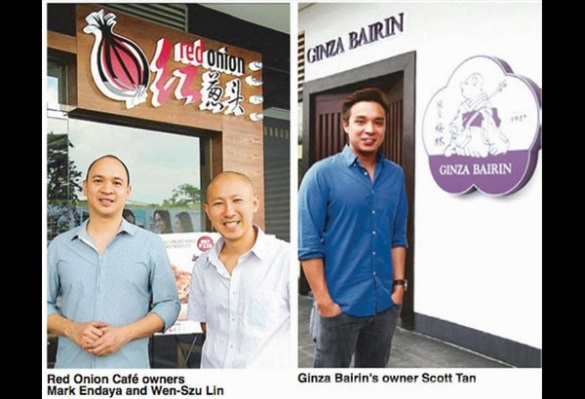 Red Onion Resto: The Best Beef Noodle along Katipunan Avenue http://www.philstar.com/food-and-leisure/2013/10/31/1251191/town-center-foodies-paradise --- UP Town Center, good food naman kapag may time