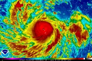 typhoon alert