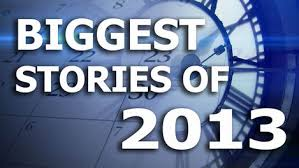 Philippine Top Stories for 2013: Super Typhoon Yolanda (more than 6000 dead) and Pork Barrel Fund Scam (billions of pesos stolen) http://wp.me/p3QDQJ-aV  http://wp.me/p3Tx0A-6E