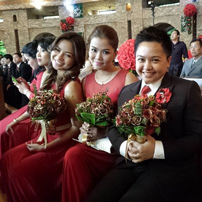 ASAP Sessionistas Sitti, Juris and Aiza Seguerra at the Princess Velasco and Doc Mark Rosario wedding https://www.facebook.com/balitang.balita.ngayon https://www.facebook.com/PhilippineOnlineNews