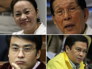 SANDIGANBAYAN Sleeping on the Job: Bong Revilla, Juan Ponce Enrile and Jinggoy Estrada still NOT in JAIL for PLUNDER which is NON-BAILABLE. Mas makupad pa sa pagong.  JUSTICE DELAYED is Justice denied. Top blog news for 2013 – http://wp.me/p3QDQJ-aV