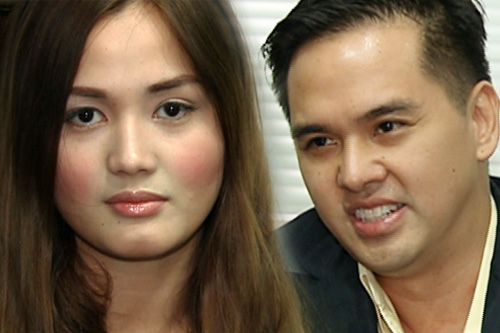 Breaking news: Cedric Lee and Zimmer Raz, both accussed in the Vhong Navarro illegal detention case arrested by the NBI.