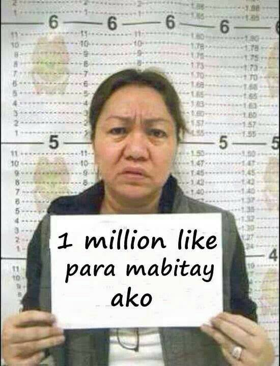 Napoles SPECIAL TREATMENT, wants to extend hospital stay LONGER. Most women undergoing the same operation need 5 days of confinement, Napoles requested for 26 days, now asking for an INDEFINITE extention. Sarap kasi ng buhay sa ospital. Malamig. Unlimited visitors. More liberal visiting hours.  SPOILED and PAMPERED prisoner. Taumbayan pa ang gumagastos para sa hayop na yan.