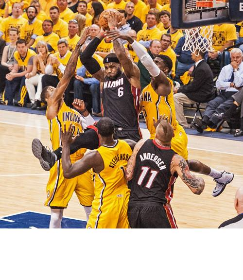Heat overwhelm Pacers in fourth quarter to steal Game 2 https://www.facebook.com/groups/344821348978048/