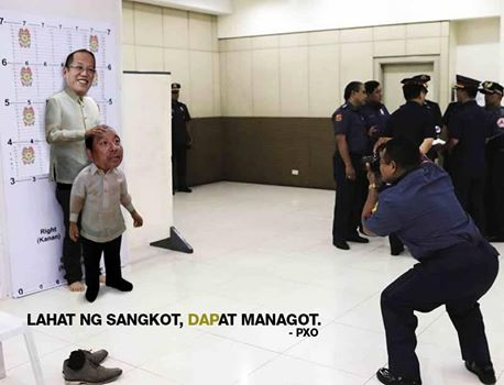 Presidential PORK (DAP) declared unconstitutional. Culpable violation of the Philippine Constitution is impeachable. If there is no impeachment trial during the term of President Aquino, he can still be charged after he steps down in 2016.