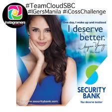 security bank Megan Young 2 jpeg