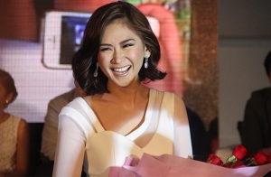 Sarah Geronimo: Most Beautiful Woman of the Philippines (2014)