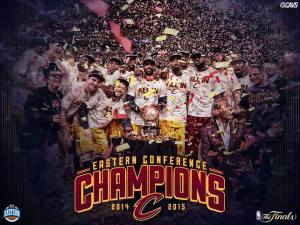 Cleveland Cavaliers are Eastern Conference Champs, play Golden State Warriors in NBA Finals