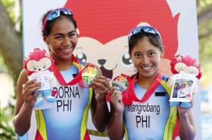 2015 SEA games triathlon winners