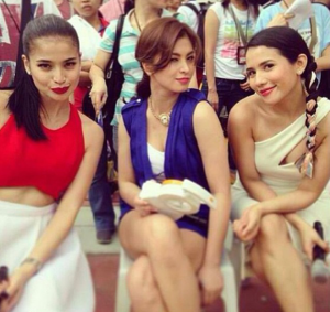 anne, angel and karylle