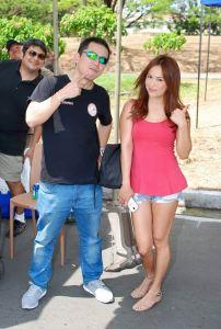 Car Show Models Philippines FB page admin Karen Winquel