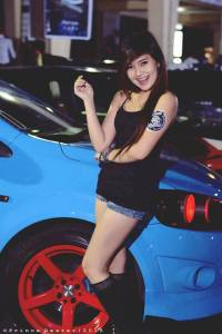Commercial model and Car Show Models Philippines FB page admi