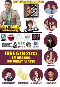SM Angono  June 6, 2015