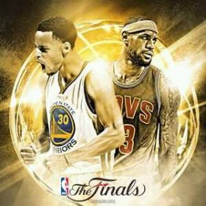 Cleveland Cavaliers and Golden State Warriors Clash in 2015 NBA Finals.