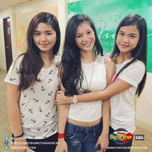 Pinoy Big Brother #TrendingPhoto Maris Loisa Barbi