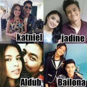 Celebrity love teams