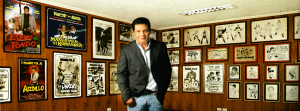 Fernando Poe Jr., Da King of Filipino Movies.