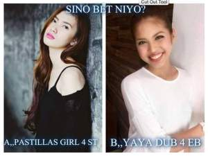 https://www.facebook.com/YayaDubLIKE LIKE LIKE LIKE Yaya Dub Survey <<<----- LIKE LIKE LIKE https://www.facebook.com/PastillasGirlSurvey LIKE LIKE LIKE Pastillas Girl Survey <<<----- LIKE LIKE LIKE