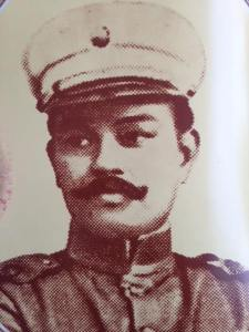 General Antonio Luna, killed by TRAITORS and COLLABORATORS Aguinaldo, Paterno and Buencamino.