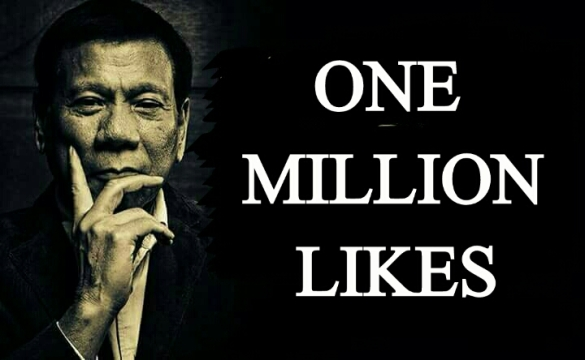 du30 1 million likes