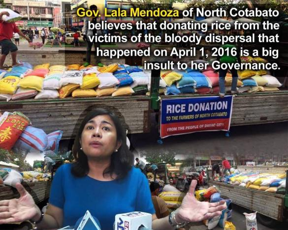 kidapawan donations