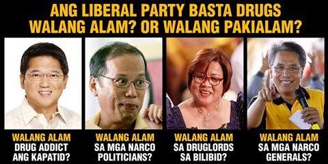 LP pnoy delima bistek mar walang alam