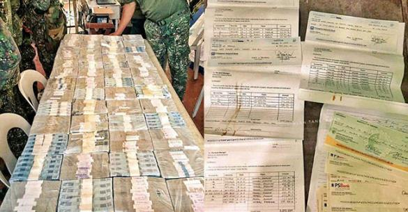 marawi maute cash and checks